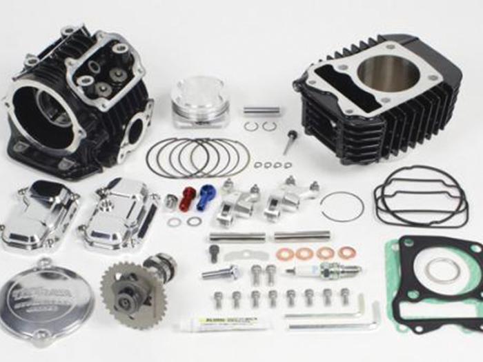 All New Takegawa 181cc 4V Superhead Bore Kit - Grom
