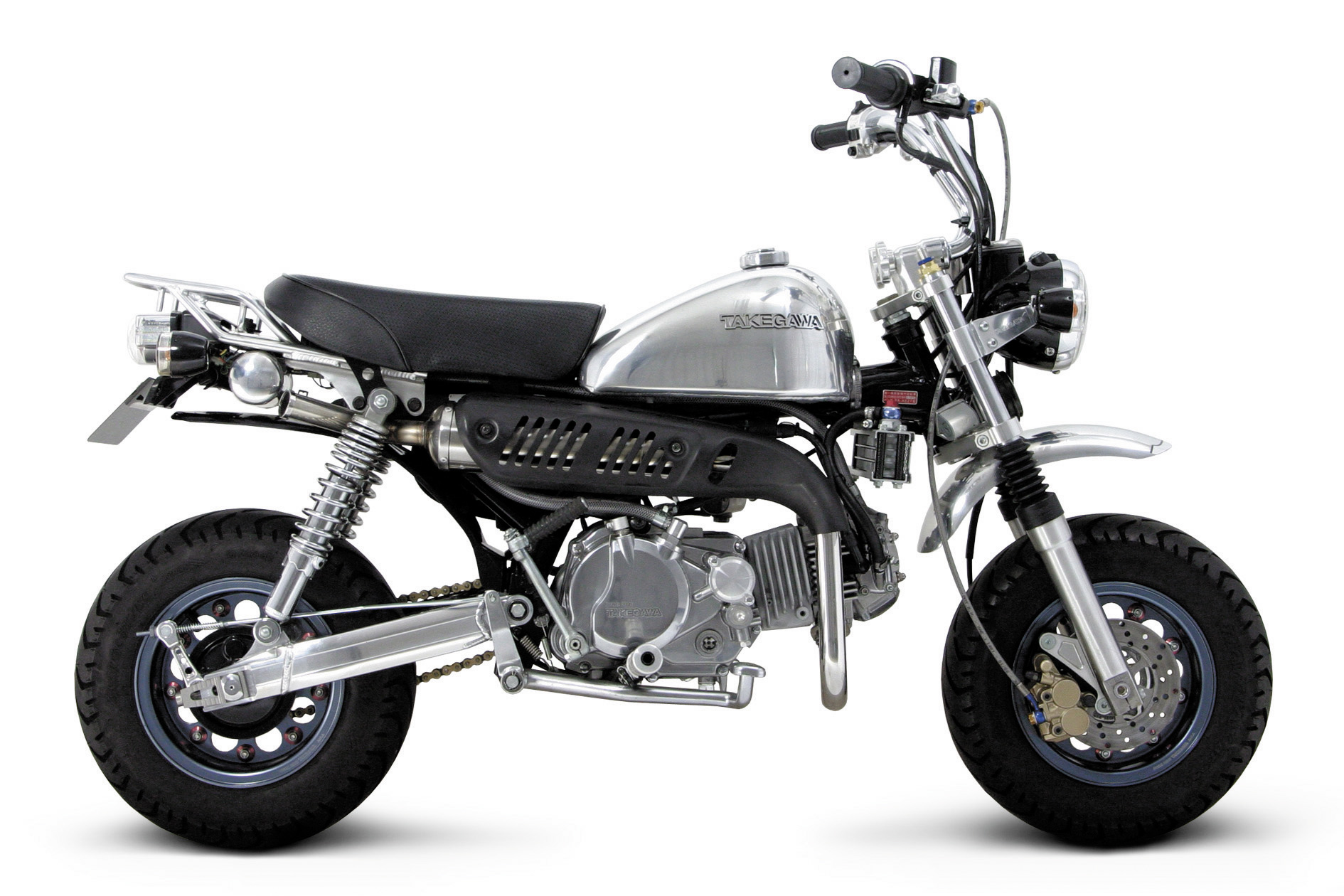 Takegawa Z Style Type 2 Exhaust System