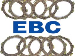 EBC Heavy Duty clutch kit KLX110 DRZ110